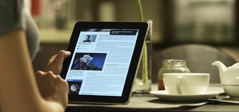 curadoria conteúdo marketing digital leitura online