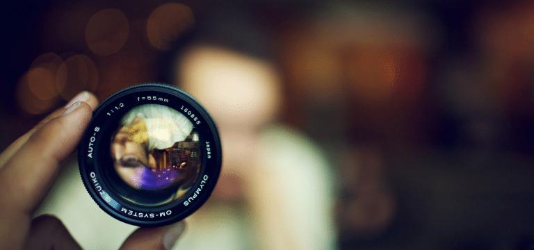 lente-câmera