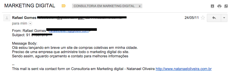 marketing digital consultoria