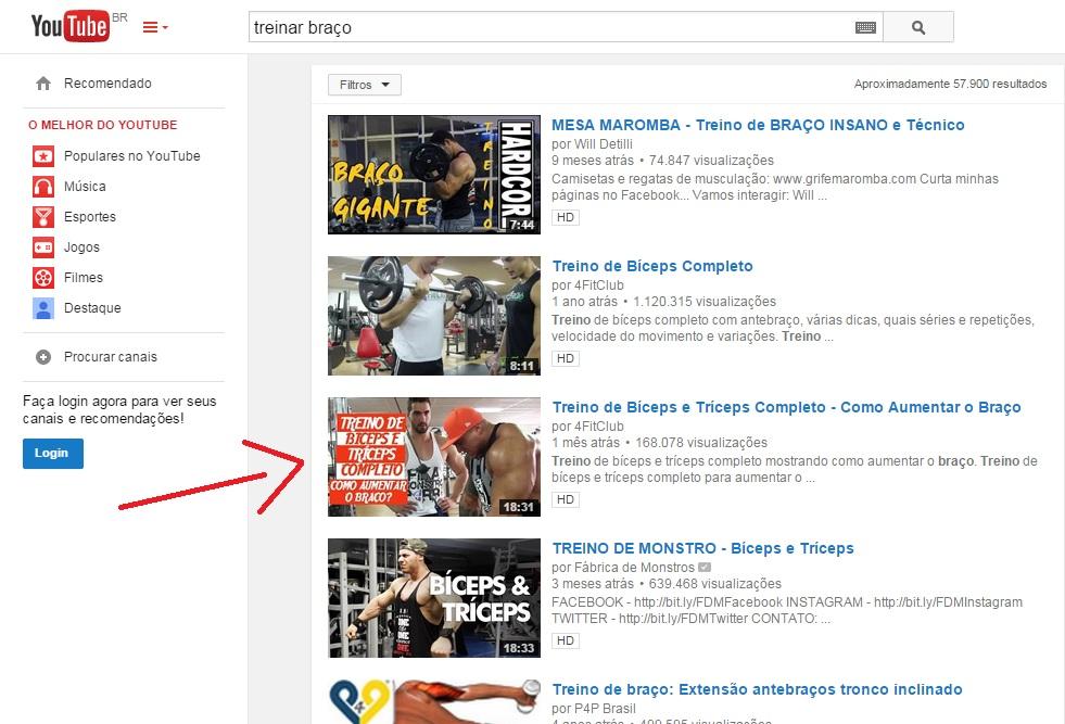 palavra chave youtube dicas otimização