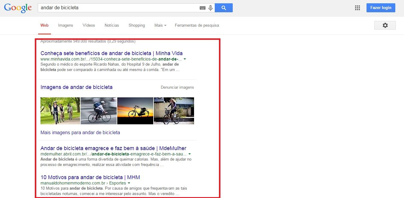 Palavra Chave Google SEO blog