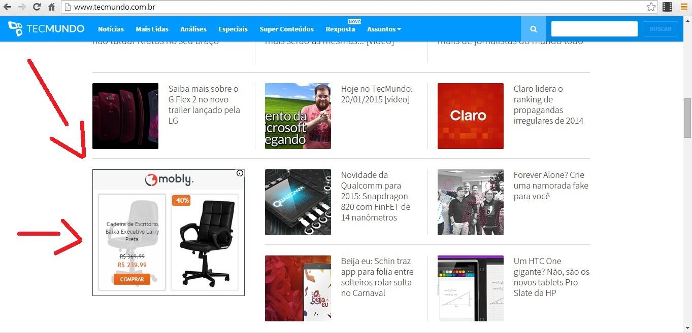 remarketing conteúdo marketing digital blog