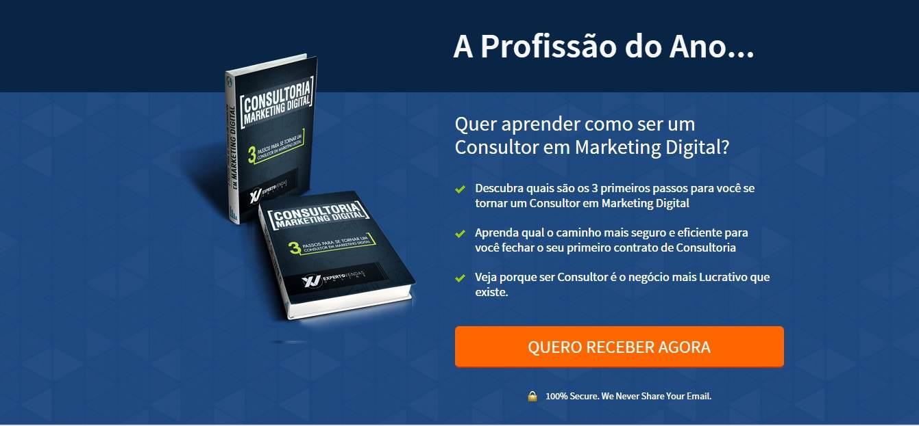 Pagina de Captura Marketing Digital
