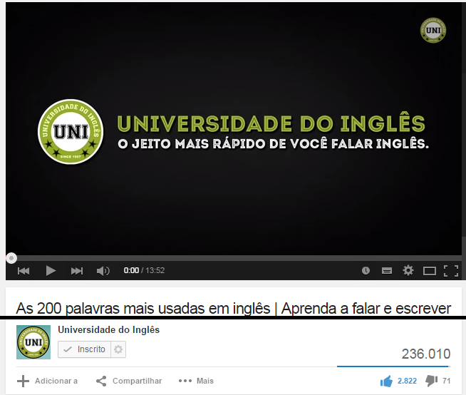 youtube-ingles