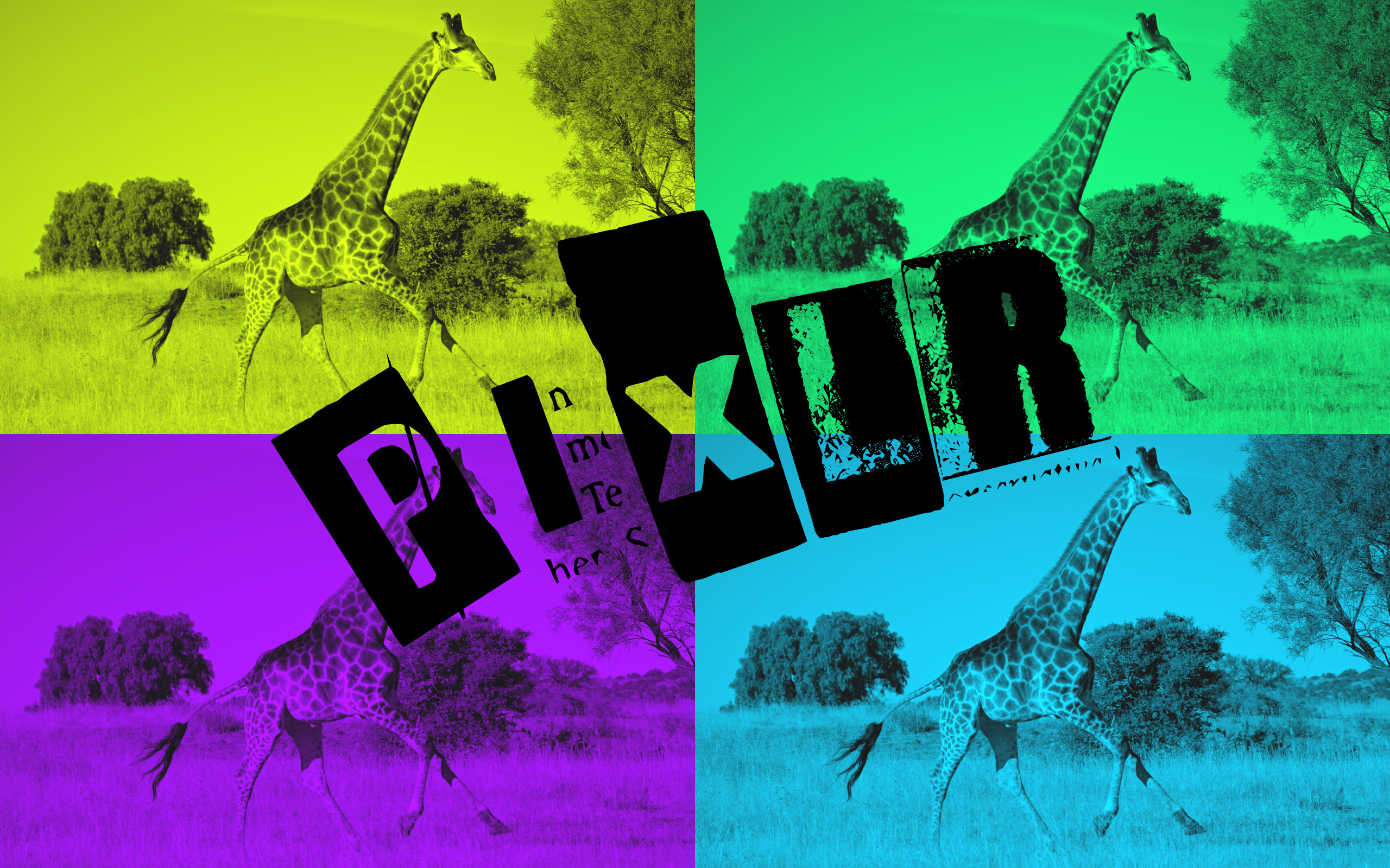 PIXLR imagem editor online