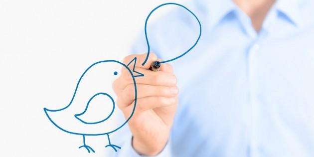 twitter negócios empresa marketing