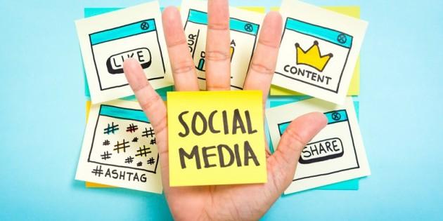 Redes Sociais Negócios Marketing Digital