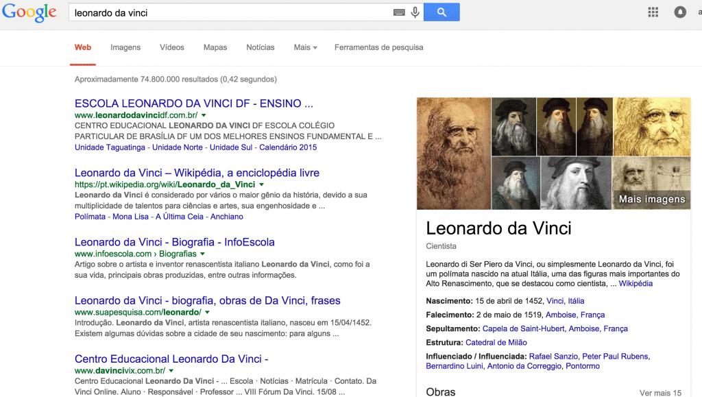 grafico-de-conhecimento-leonardo-da-vinci