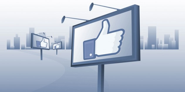 Facebook ads novo anuncio