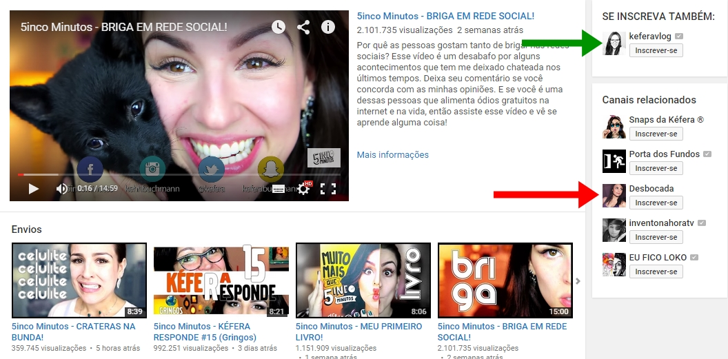 Recomendação Canal Youtube Marketing Digital