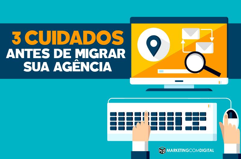 Os 3 cuidados antes de migrar sua agência para o modelo consultoria em vendas online