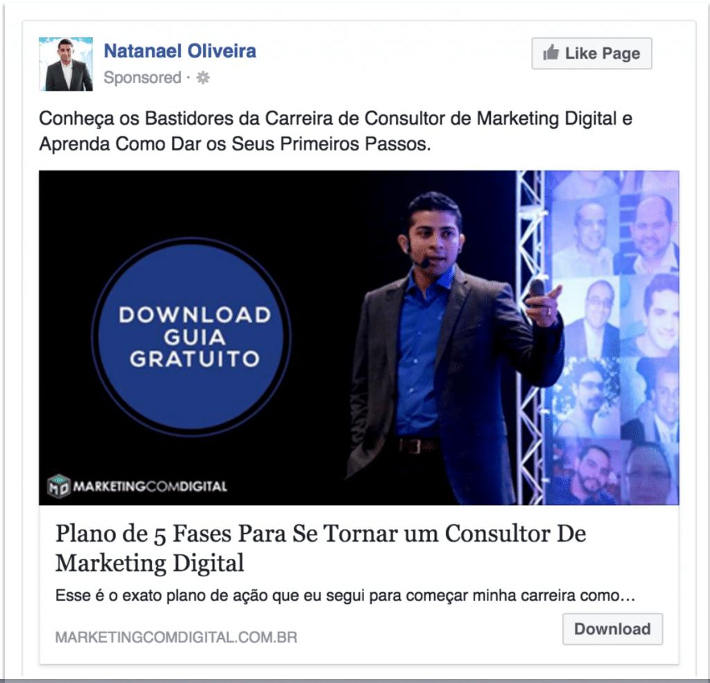Como Gerar Tráfego no Facebook: Anúncio Público Morno