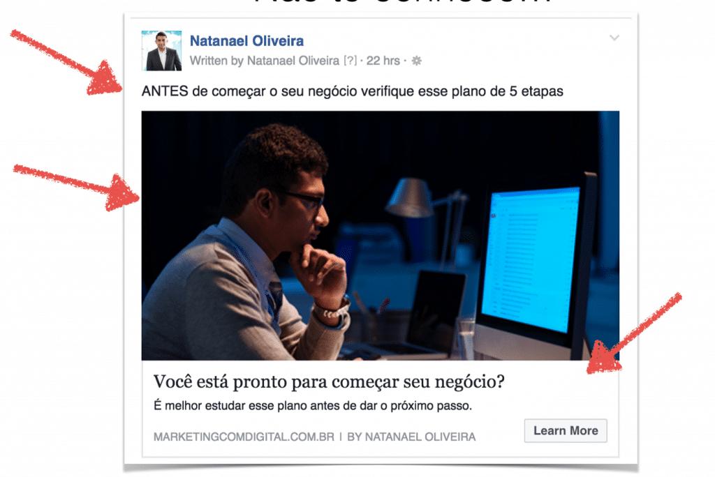 Como Gerar Tráfego no Facebook: Anúncio Público Frio