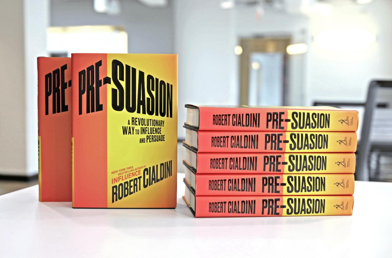 O Poder da PRÉ Persuasão Para Transformar Seu Nome em Autoridade